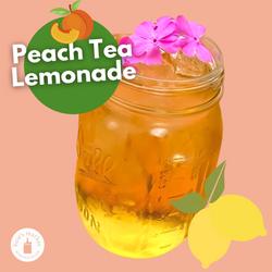 Peach Tea Lemonade
