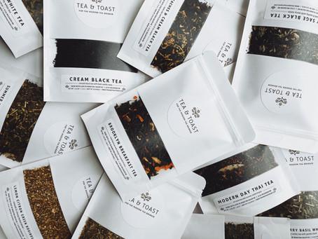 Here's The Tea.... on Winston Salem's Tea and Toast