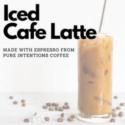Iced Cafe Latte - Order Online