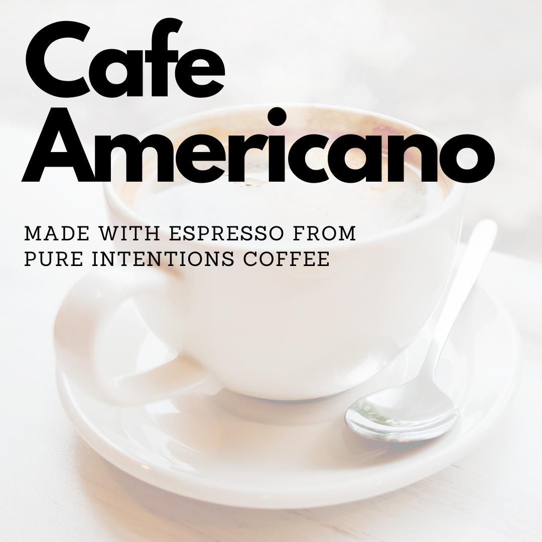 Cafe Americano - Order Online
