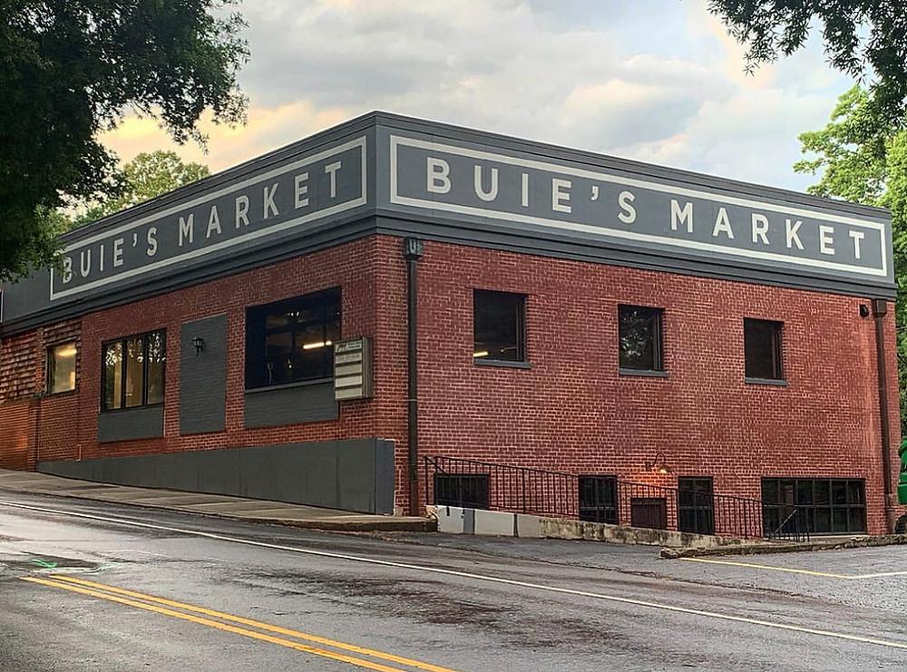 Buie's Market, Grocery Store, Winston Salem North Carolina