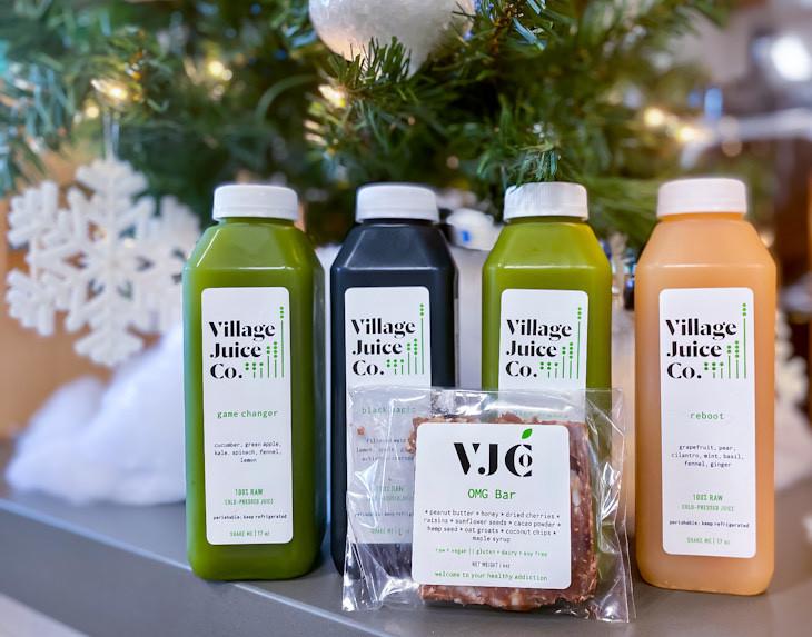 Village Juice Company, Buie's Market, Winston Salem, North Carolina