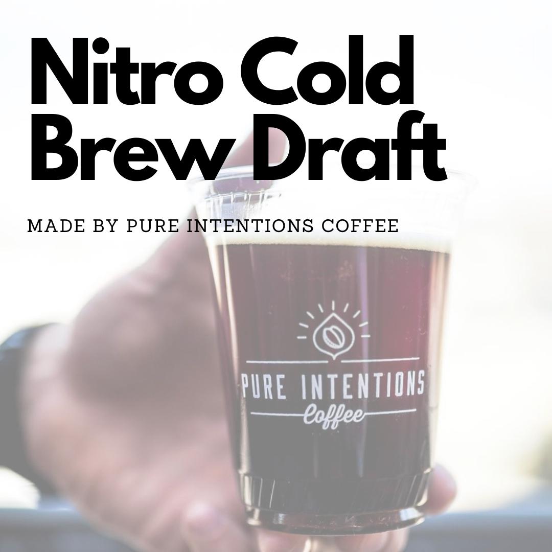 Nitro Cold Brew Draft