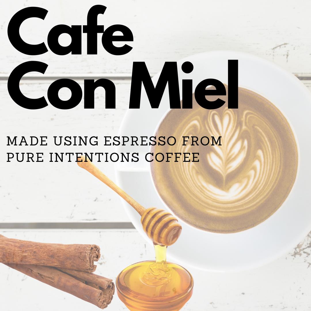Cafe Con Miel - Order Online