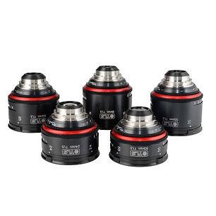 rent Canon TLS Rehoused K35 Lenses 18mm