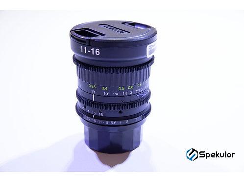Tokina 11-16mm T3 Cinema Lens (PL)