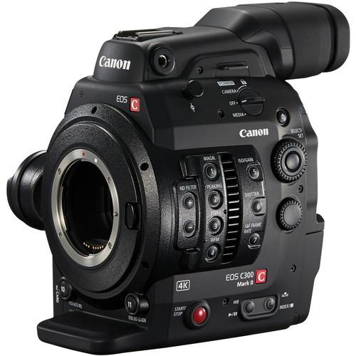 Canon EOS C300 Mark ll