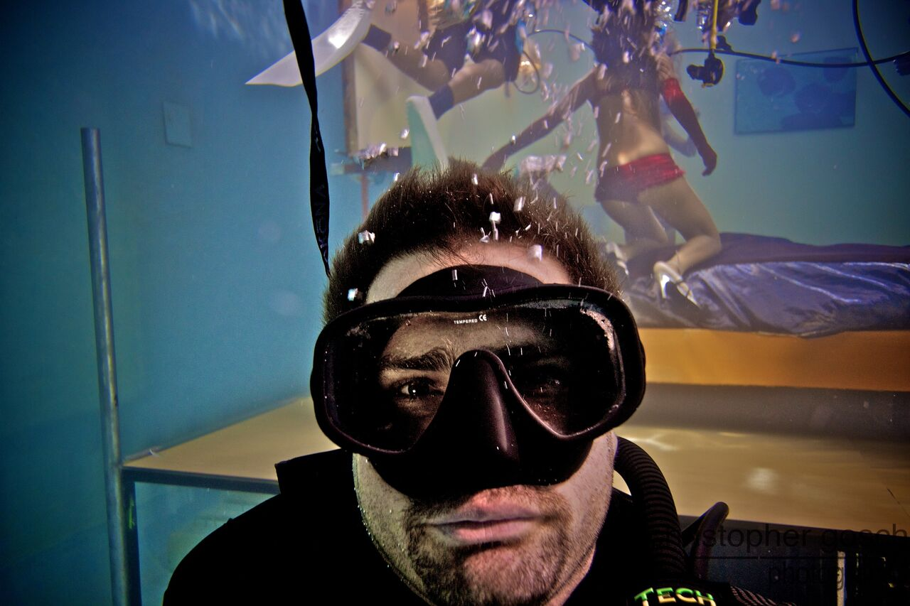 Shot Underwater Action TV Show