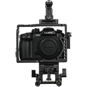 rent Panasonic Lumix GH5 Camera package