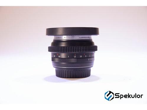 Zeiss ZE 50mm Prime f/1.4 Lens