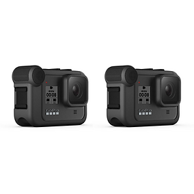 rent 2x GoPro 8 with media mods Los Ange