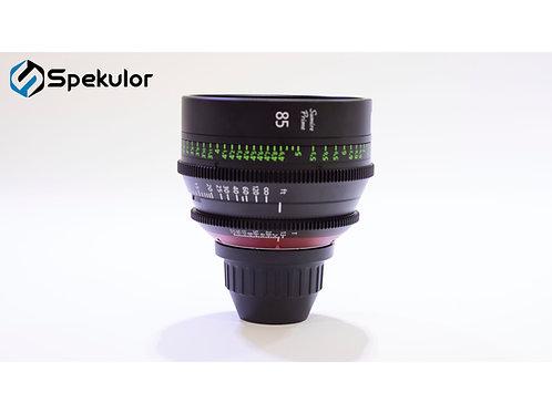 Canon Sumire 85mm T 1.3 Prime Lens
