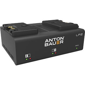 rent Anton Bauer Gold-Mount Dual Charger