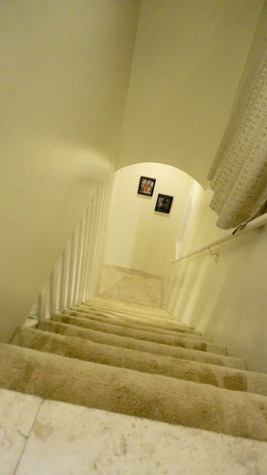 Stairs from 1st floor to 2nd floor