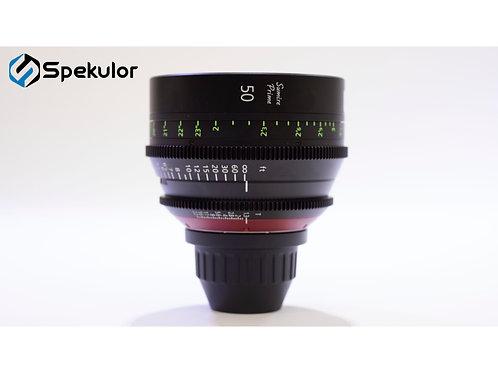 Canon Sumire 50mm T 1.3 Prime Lens