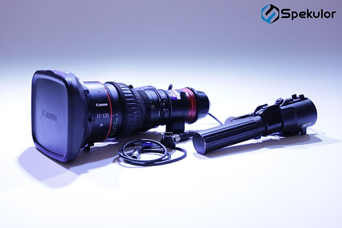 Canon Cine-Servo 17-120mm T2.95 (PL Mount)