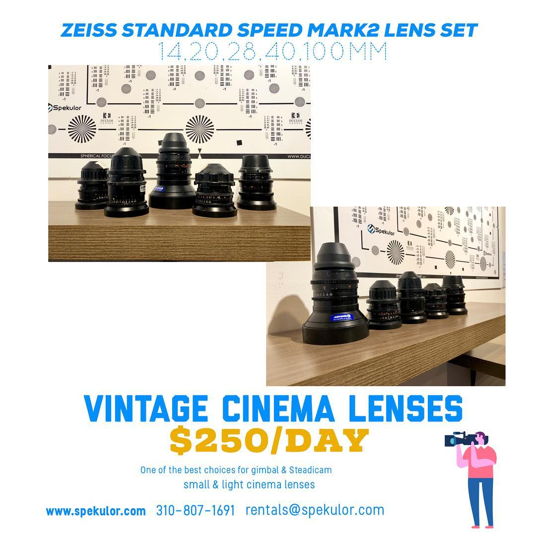 Zeiss Standard Speed M2