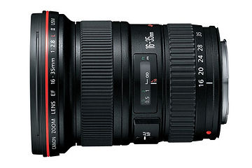 Rent Canon EF 16-35 f/2.8L II USM Zoom Lens Production Camera Rental Los Angeles
