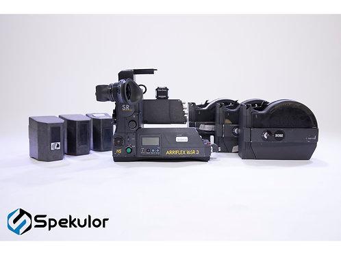 Arriflex 16SR 3 Super 16mm Advanced Film Package