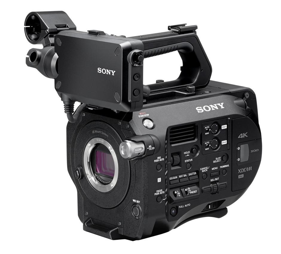 Sony PXW-FS7 Mark II Cameras Package