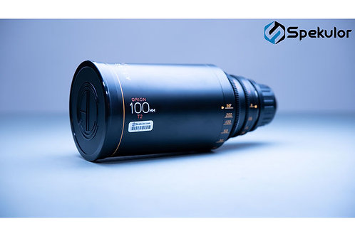 Atlas Orion 100mm T2 Anamorphic Lens PL
