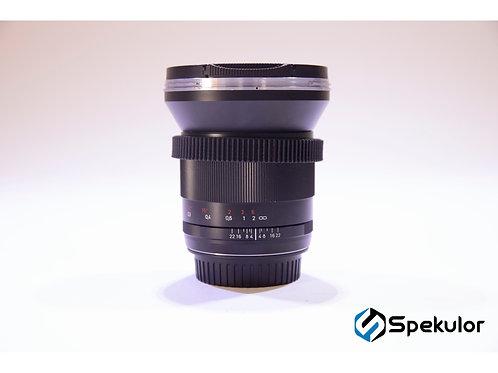 ZE 21mm Prime f/2.8 Lens