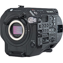 Rent Sony FS7 4K Cinema Camera Production Camera Rental Los Angeles