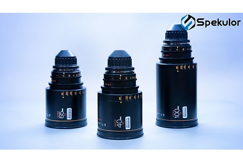 Anamorphic Prime Orion Series Lens (40, 65, 100mm)