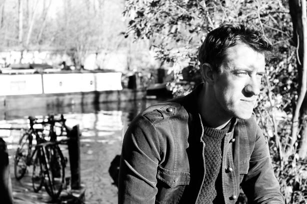Lewis Dalgliesh - Canal BW