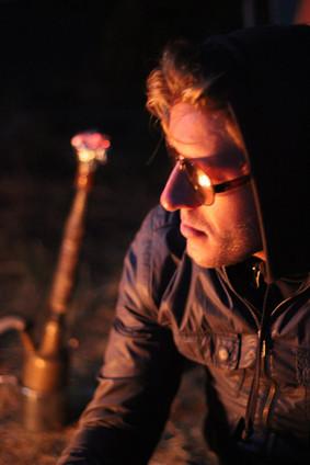 Lewis Dalgliesh - Fire