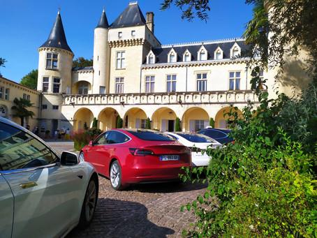 Rassemblement Tesla Owners Club France - Nouvelle Aquitaine