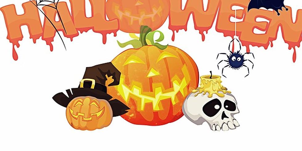 31 Oct. Grande soirée Halloween à Pertuis