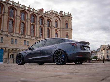 Rassemblement Tesla Owners Club France - Chateaux en Yvelines
