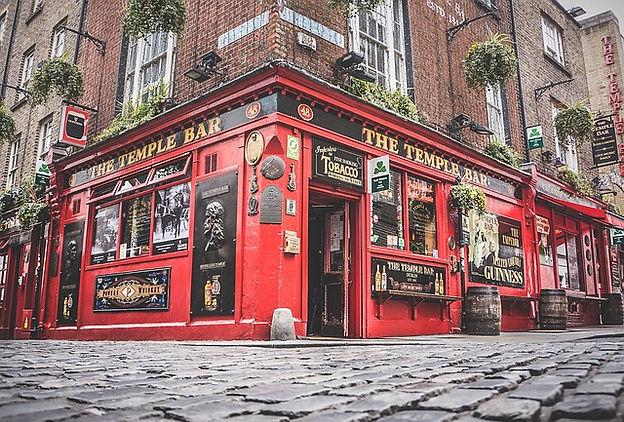 Paysage irlandais Good Morning Irlande Pertuis