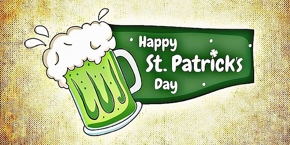 16 Mars. Grande Soirée Saint-Patrick à Pertuis