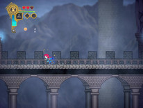 Rune Fencer Illyia - Battle On the Bridge