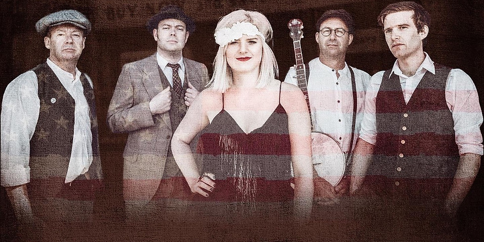 Buxton - Dove Jazz Club
