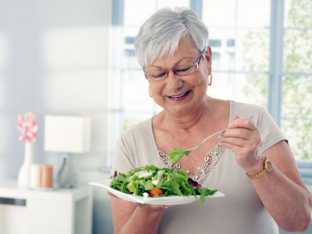 Keeping Seniors Healthy: How to Avoid Malnutrition in Older Adults