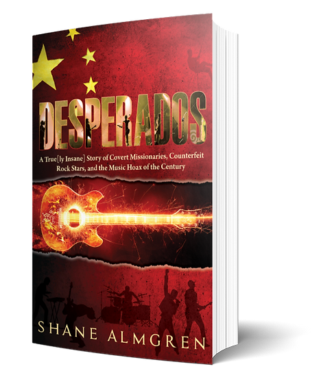 Desperados by Shane Almgren