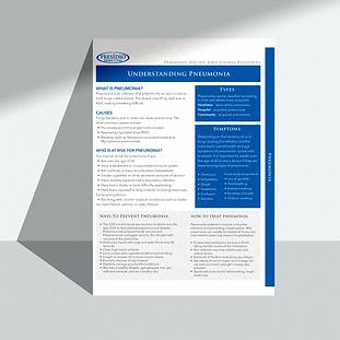 Pneumonia Fact Sheet