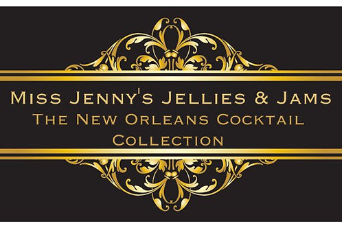 THE NEW ORLEANS COCKTAIL COLLECTION