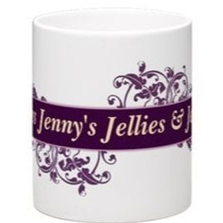 11-Ounce Wrap-Around Logo Coffee Mug