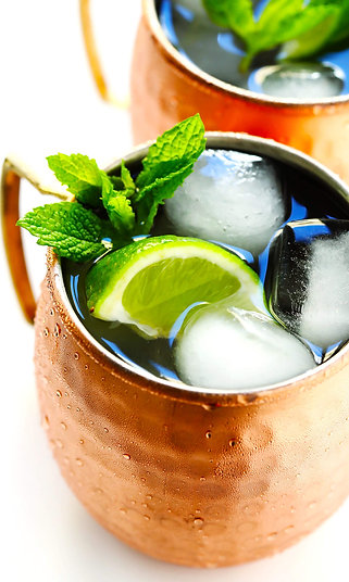 MOSCOW MULE JELLY