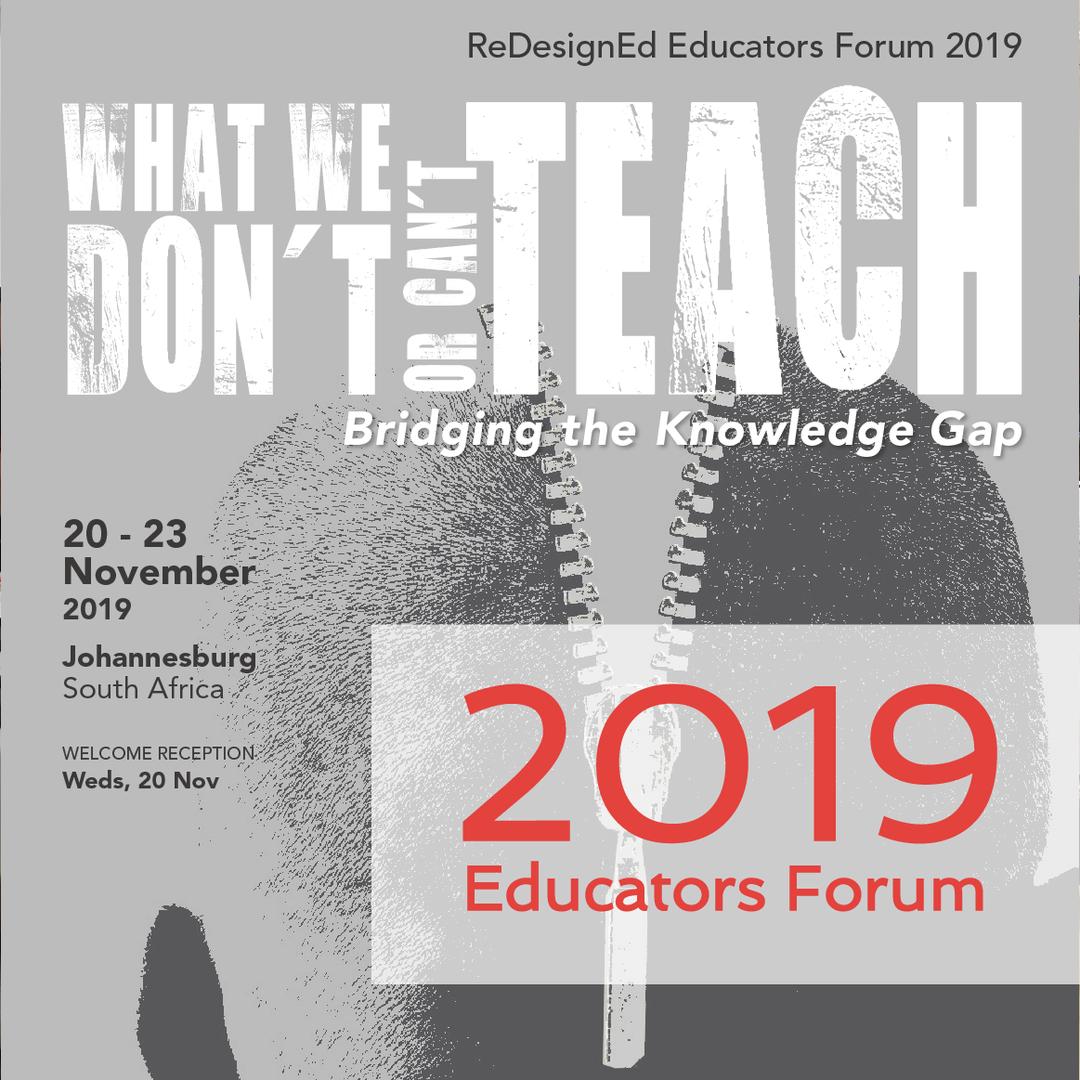 2019 ReDesignEd Forum