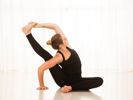 I thought Yoga was just stretching. What's all the other stuff about?