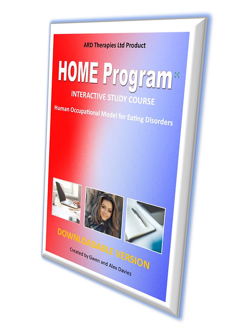 THE HOME DOWNLOAD PROGRAM - 6 Week Independent Study Modules GUIDES NOT INCLUDED