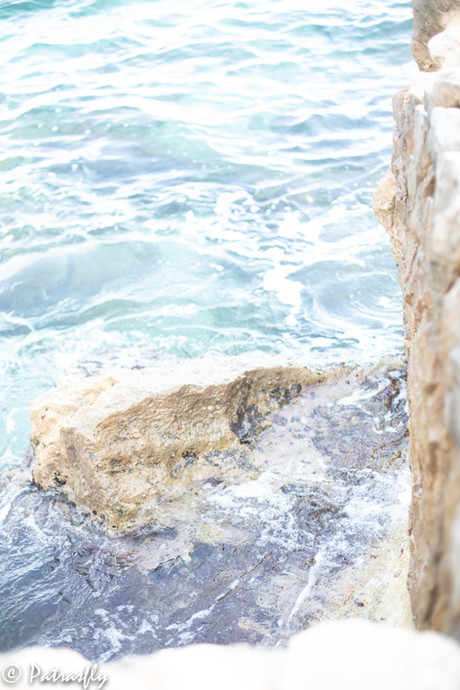 Engagement vue sur mer