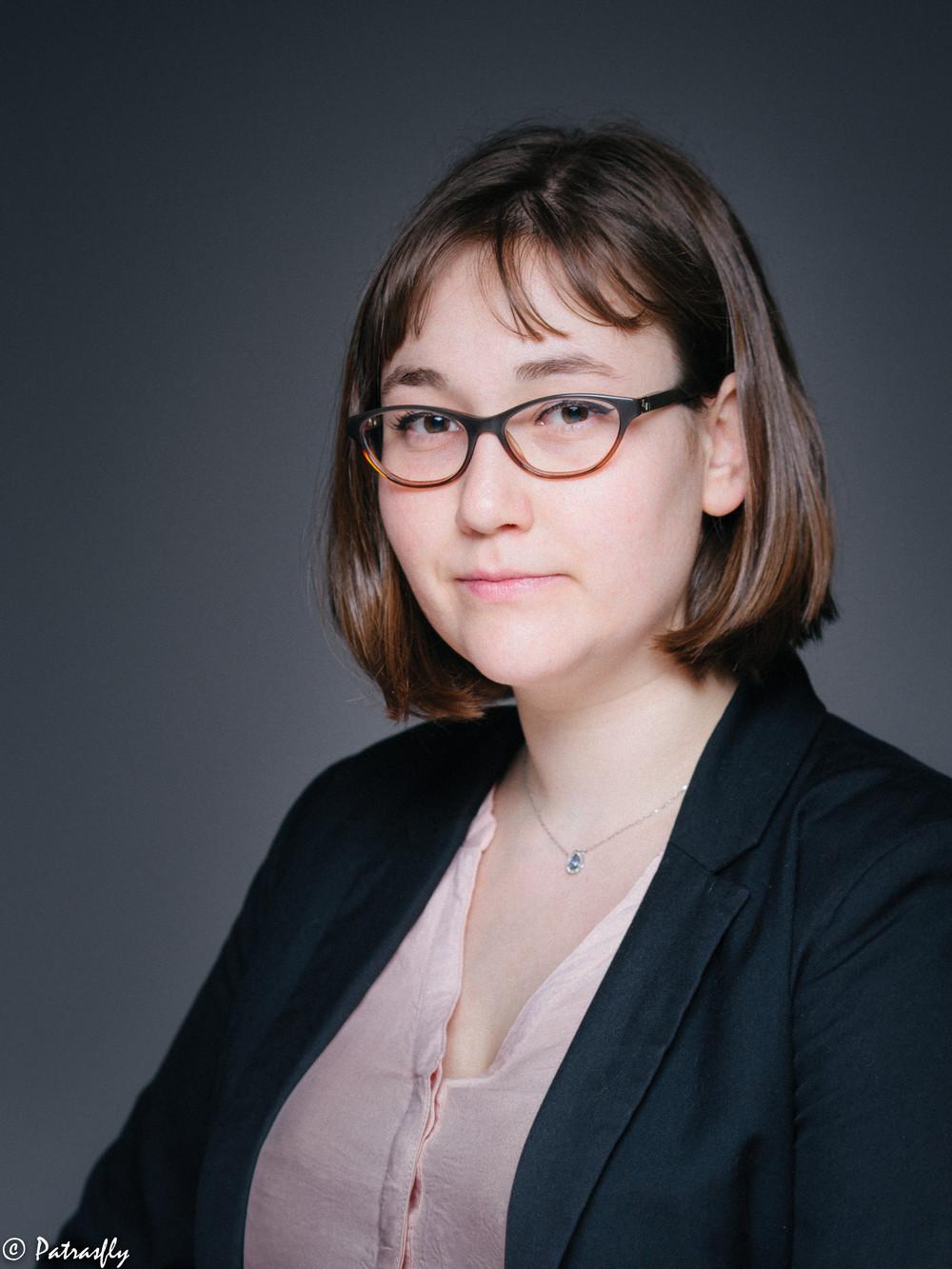 sophie - college - portrait étudiant