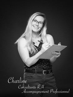 charline - consultante RH