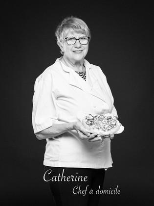 Catherine - chef à domicile